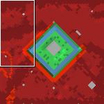 """Underground of the map """"Erathia"""""""