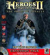 Игра Heroes of Might and Magic II